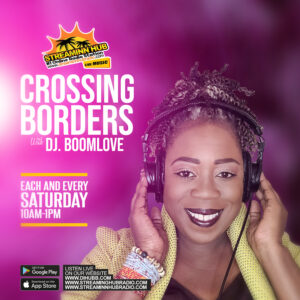 Crossing Borders with DJ. Boomlove