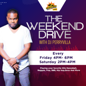 The Weekend Drive with DJ Perryvilla