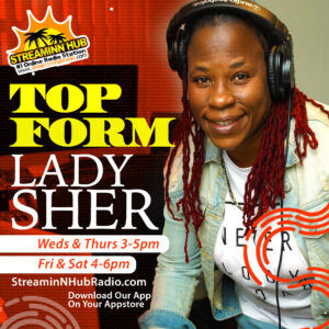 Top Form with DJ Lady Sher
