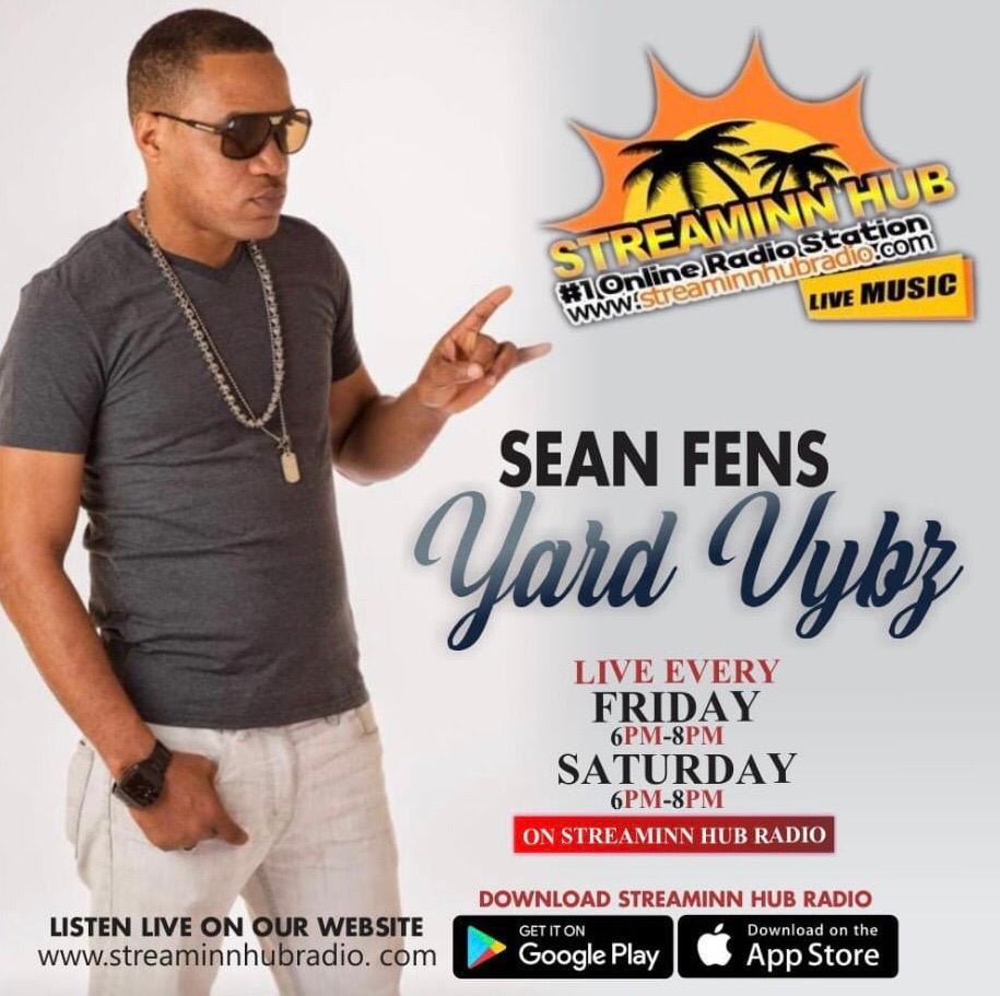 Yard Vibes with Sean Fens