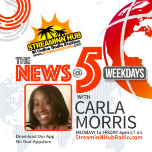 The News @ 5 with Carla