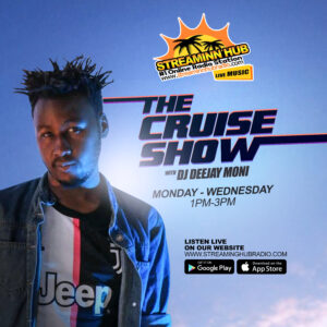 The Cruise Show with Deejay Moni