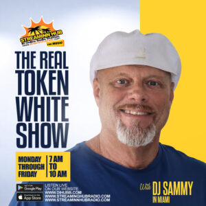 The Real Token White Show with DJ Sammy in Miami