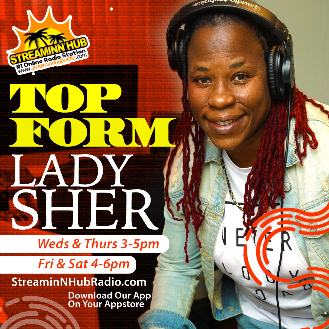 Top Form with Lady Sher