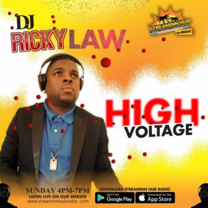 High Voltage with  DJ Ricky Law