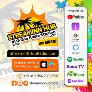 BLAZIN' HUB! – Dropping the hottest music selection from hip-hop, R&B, soul, pop, reggae dancehalL…