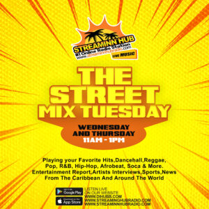 STREET MIX – Chill out with hits from the 90s, 2000s and today's hits, from your hottest DJs…